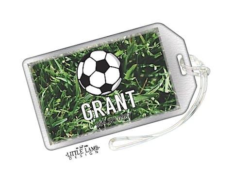 Soccer ID Tag