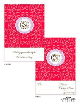 Elegant Valentine Cards