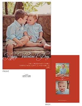 Elegant Valentine's Photocard