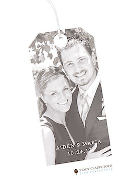 Photo Hanging Gift Tag