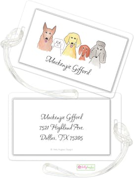 Pup Brigade ID Tag