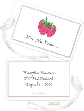 Strawberry Fields ID Tag