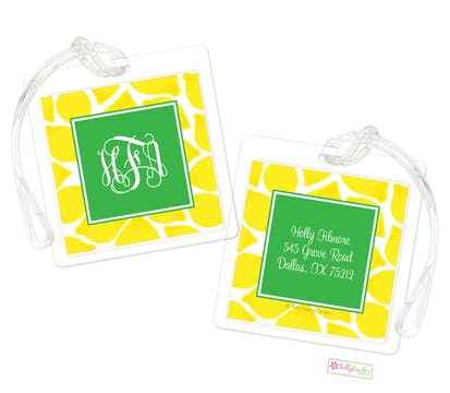 Lemonade ID Tag