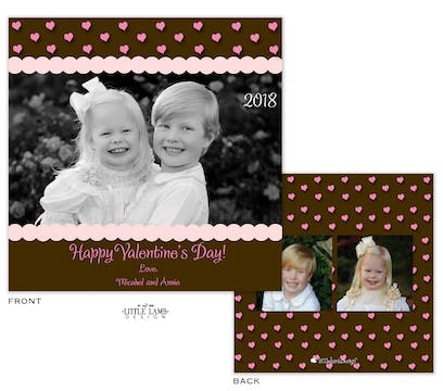 Sweethearts Valentine's Photocard