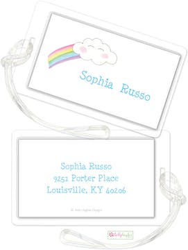 Cloud Nine ID Tag