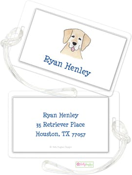 Happy Tails ID Tag