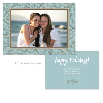 Neptune Holiday Photo Card