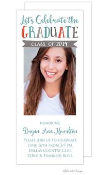 Brynn Ann Let's Celebrate Photo Card