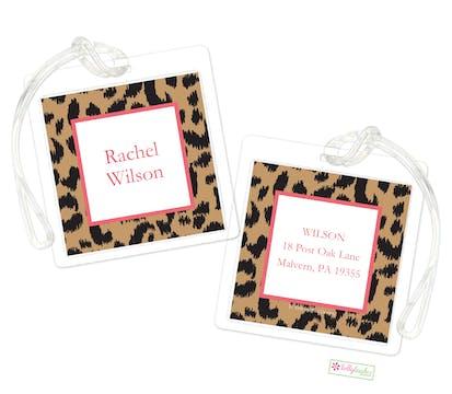 Leopard ID Tag