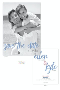 Tulum Photo Save The Date