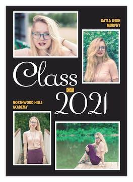 Proud Class Photo Card