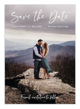 Simply Stated Save the Date