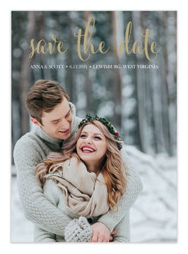Whimsy Save the Date