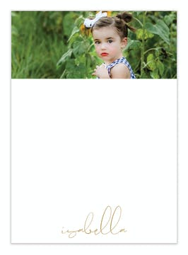 Simple Photo Script Notepad