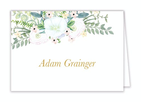 Carolina Placecard