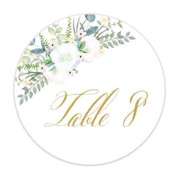 Carolina Table Card