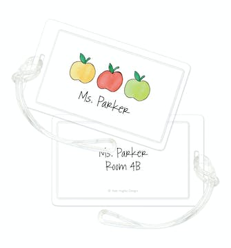 Apples To Apples ID Tag