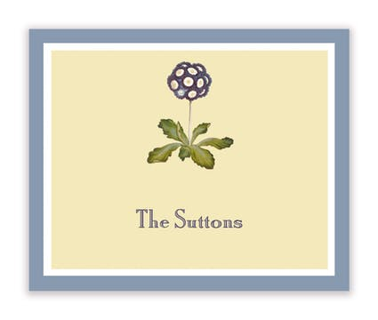 Beautiful Blossom Calling Card