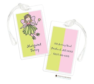 Fairy Princess Tag