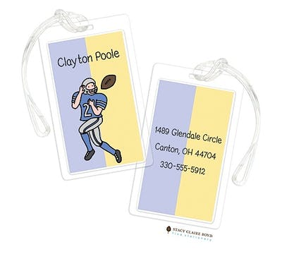 Football All-Star Tag