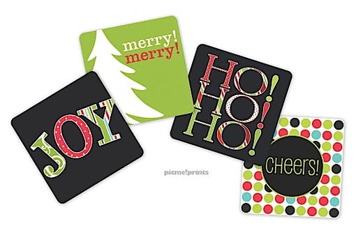 Holiday Coaster Variety Pack A