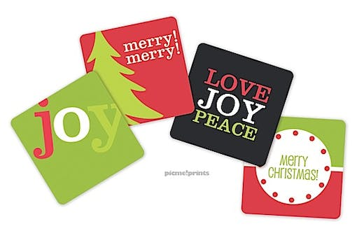 Holiday Coaster Variety Pack B