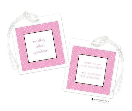 Little Sister Luggage Tag