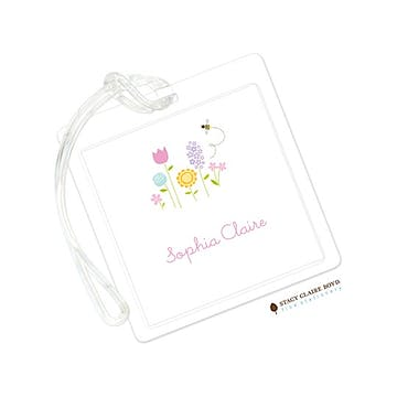 Baby Garden Luggage Tag
