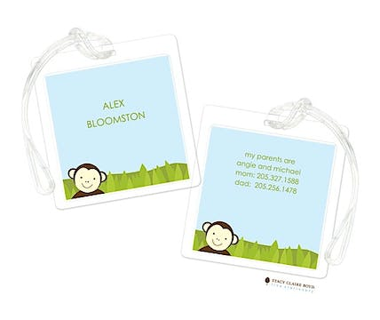 Safari Collection Luggage Tag
