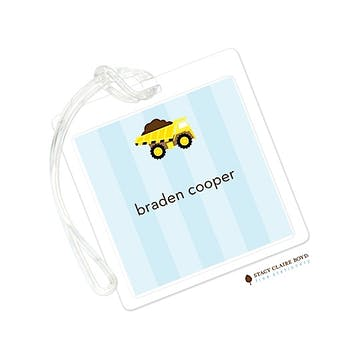 Loads of Fun Luggage Tag
