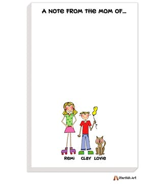 Mom Notepad