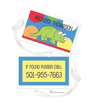 Dino Dot ID Tag