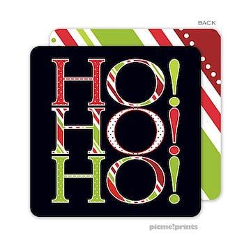 Ho!Ho!Ho! Standard Coaster