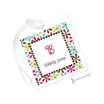 Fun Daisies Multi ID Tag
