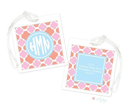 Swanky Style Luggage Tag