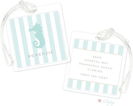 Seahorse ID Tag