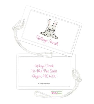 Cottontail ID Tag
