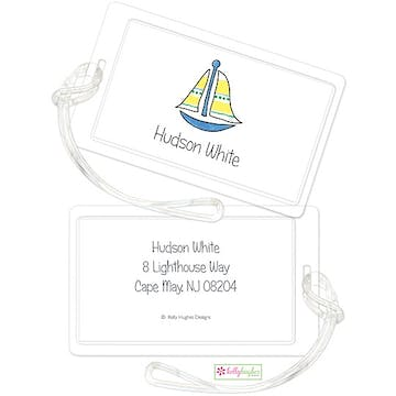 Sailboat ID Tag