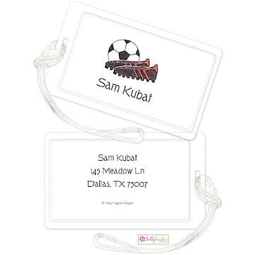 Soccer Stud ID Tag