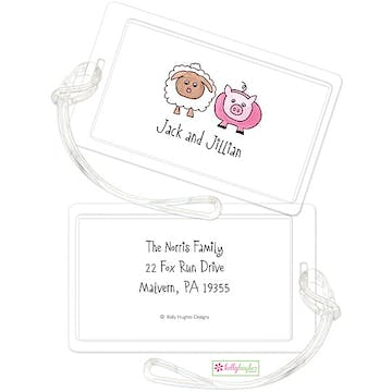 Farm Friends ID Tag