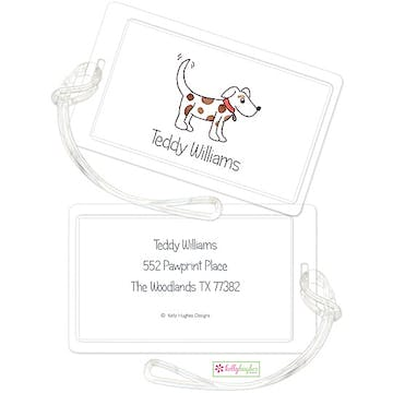 Puppy Dog ID Tag