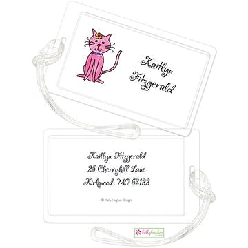 Kitty Kitty ID Tag