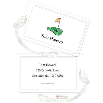 Tee It Up ID Tag