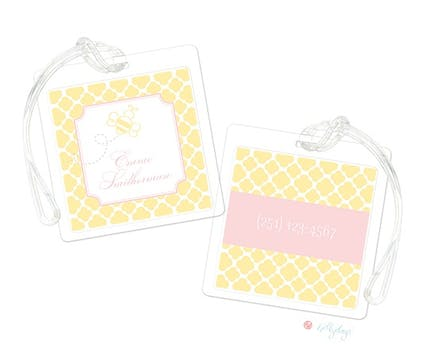 Emme Bee Gift Luggage Tag