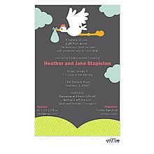 Stork Invitation