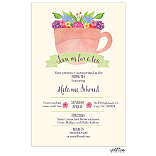 Cup of Tea Invitation