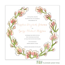 Pinky Invitation (shown with Personalized Foil)