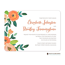 Perennial Promise Wedding Invitation