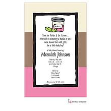 Pickles & Ice Cream Invitation