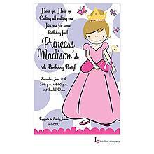Princess Dot Invitation